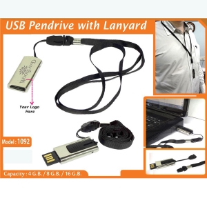 Lanyard USB Pendrive