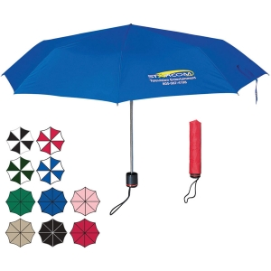 Customised Two Fold Umbrella