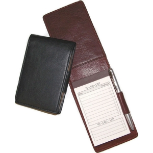 Customized Leather Notepad- 904