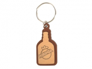 Customized Wooden Keychain- 923