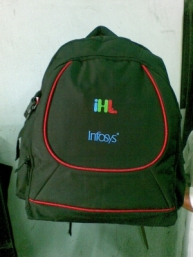 Customised Backpack 4