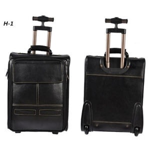 Leather Strolley Bag- 91