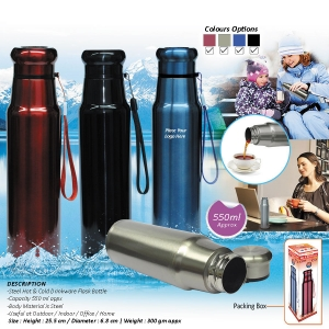 Customized Hot & Cold Flask 90619