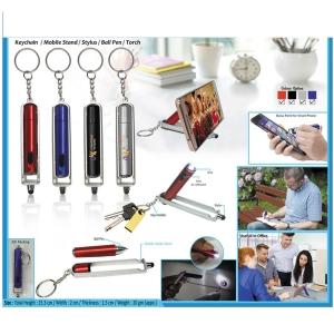 Customised 5in1 Ballpen Keychain 95059