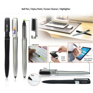 Customized 4 in 1 Pen (93539)