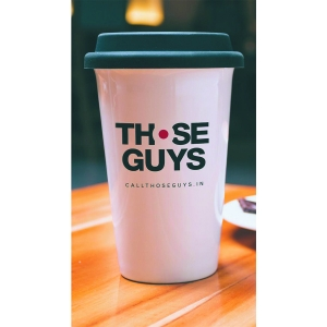 Customised Smart Cup With Lid- 901