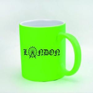 Customized Green Mug- 901