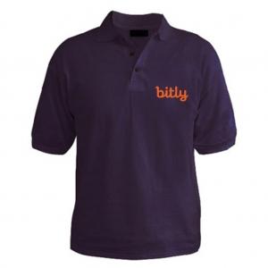 Customized Collar Tshirt (Wine)