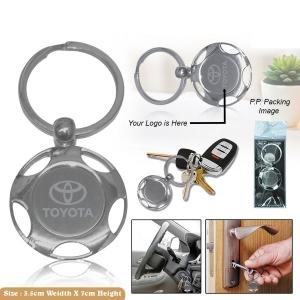 Customized Metal Keychain- 95229