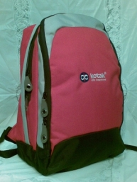 Logo Backpack 3