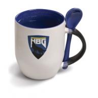 Spoon Mug (Blue)