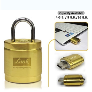 Lock Pendrive