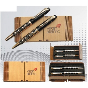 Customized Wooden Pen Set- 910