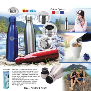 Customized Hot & Cold Flask 90639