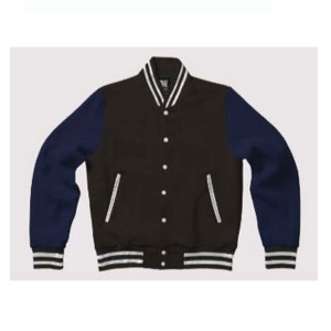 Customized Rib Varsity Jacket - 902