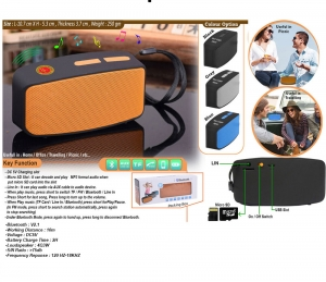 Customized Bluetooth Speaker (Model- A-921)