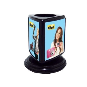 Customized Revolving Pen Holder  -NB9929