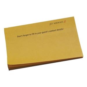 Custom Printed Sticky Notes - 901