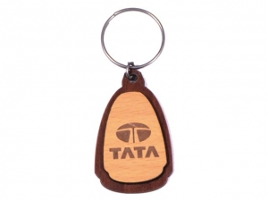 Customized Wooden Keychain- 912