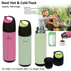 Customized Hot & Cold Flask 90590
