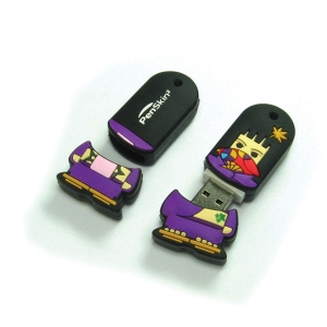 Customised PVC Pendrive- 902