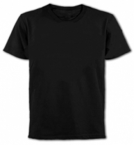 Tshirt (Black)