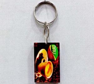 Logo Acrylic Keychain 6