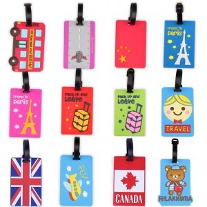 Customised Luggage Tags