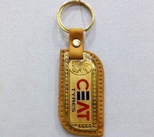 Logo Metal Keychain- 28