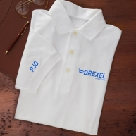Logo Embroideried Polo Tshirt