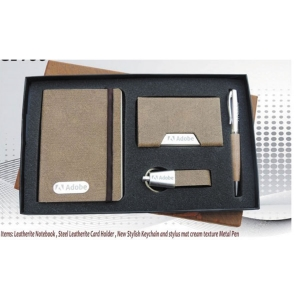 Customized Gift Set 4-in-1 - F