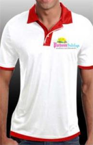 Contrast Polo Tshirt  6