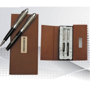 Customized Pen Set (Brown- 901)