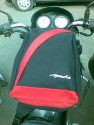 Customised Backpack 2