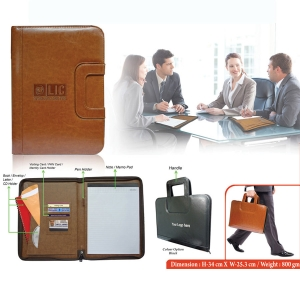 Customized Conference Folder (HP-9208)