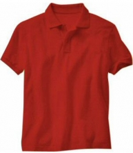 Polo Collar (Red)
