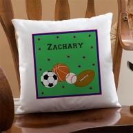 Sports Frenzy Cushion