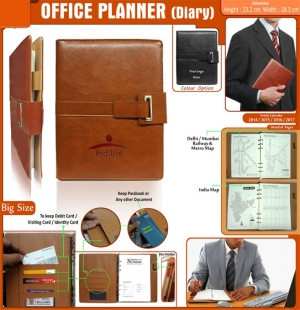 Customized Planner (Big)