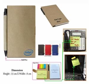 Customised Eco Note Pad - 910689