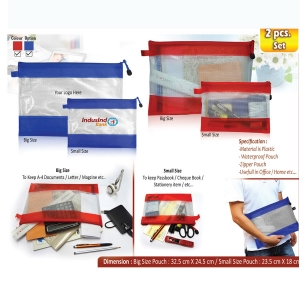 Customised Folder & Pouch Combo- 915019