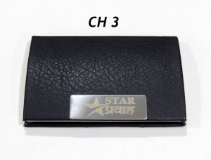Customized Leather Card Holder 4