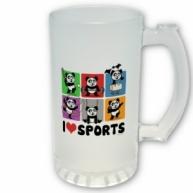 Sports Beer Mug