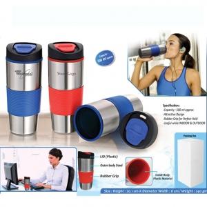Customized Steel Grip Mug- 9579
