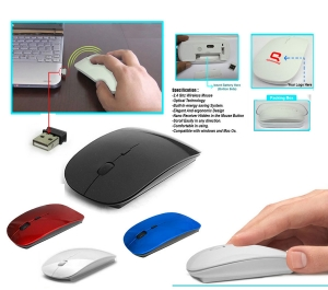 Customised Wireless Mouse- 94529