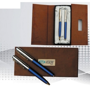 Customized Pen Set (Brown- 902)