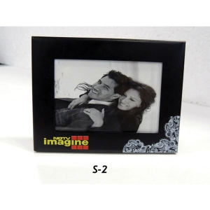 Logo Photo Frame (Black)