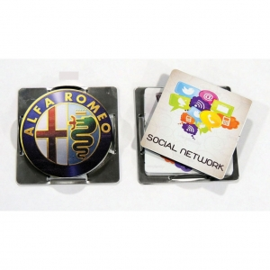 Customised Metal Multicolor Coasters