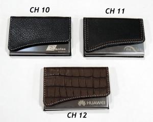 Leather Card Holder (Half Cut)