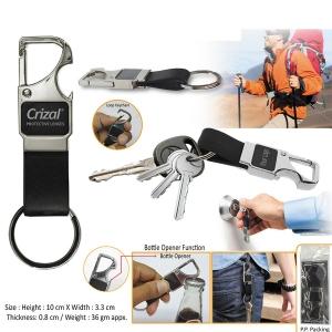 Customised Metal Opener Keychain- 95199