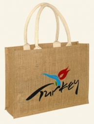 Customised Jute Bag (01)